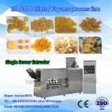 China wheat flour based 3D snacks pellets food production machinery line