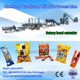 nik naks cheetos kurkure snacks food extruder make machinery