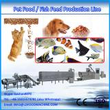 new desity high quality automatic wet LLDe pet food extruder