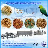 Floating fish feed pellet machinery / ornamental fish feed production line / shrimp feed