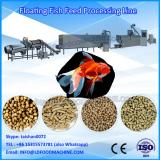 Hot sale automatic double screw floating fish food extruder
