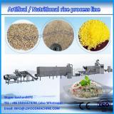 China top artificial rice make machinery / machinery to make rice crackers