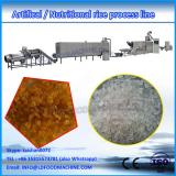 Fully stainless steel Rice puffing plant machinery