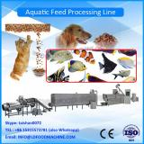 Floating fish feed processing line with 3000kg/h