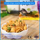 High quality Fried food Pellet Snacks food Production line