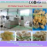 multifunctional automatic 2D/3D snack pellets manufacturing