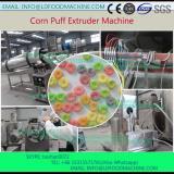 Extruded Puffed Rice Bars Extruder Corn Sticks make machinery