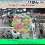 puffed rice cereal processing line equipment