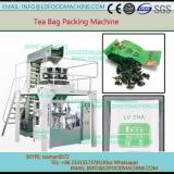 C21LD nylon pyramids tea bag machinery forpackby ultrasonic sealing with envelope