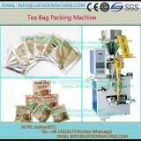 Triangle Tea Bag Packaging machinery with Volumetric Cup Filler