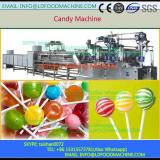 Automatic small various shapes lollipop candy make machinery production line