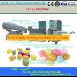 New candy processing line flat lollipop make plant candy cane machinerys