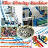 PE Film Blow Extruder with Rotary-die Head and Double Winder