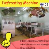 poultry defrosting machinery