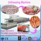 High quality frozen seafood unfreeze machinery/frozen food unfreezer