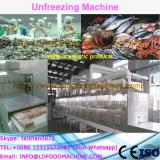New desity frozen fish unfreezing tank/frozen fish unfreezing plant/microwave fish thawing equipment