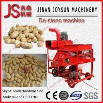Automatic Peanut Shelling Machine Set With Destone And Lifting Part