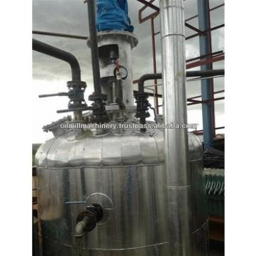 Refined sunflower oil refinery plant