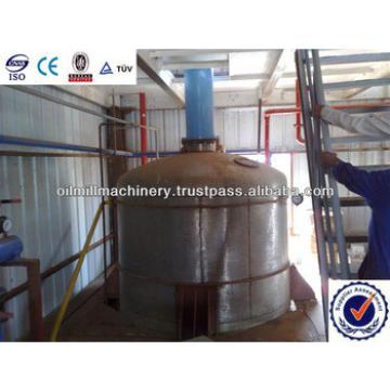 10T-3000T/D Crude Sunflower Oil Refinery Plant