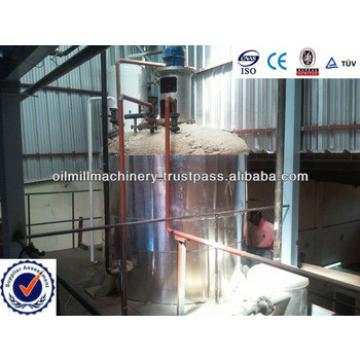 Excellent performance cottonseed/soybean/rice bran oil refinery machine