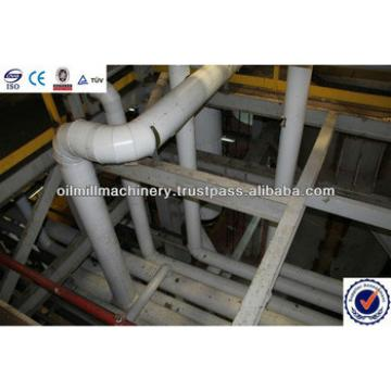 vegetable oil processing refinery equipment plant