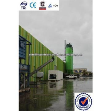 Crude oil refining plant for all kinds crude oil with BV and CE certification