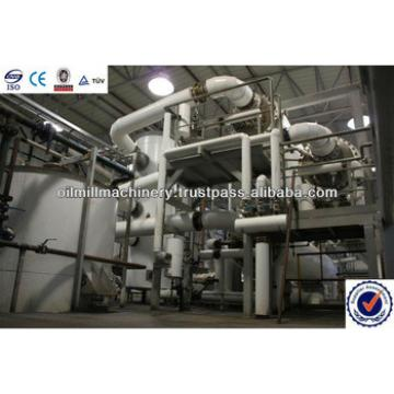Enery-saving and Hot sale edible oil refinery machine