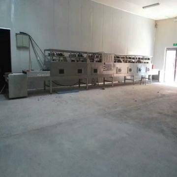 new tech microwave roasting equipment for macadamia nuts