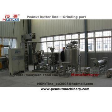Industrial Peanut butter Machine