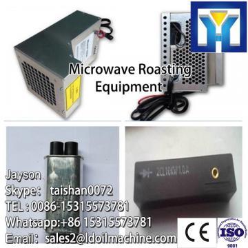 Tunnel type continuous microwave cinnamon/cassia drying sterilization equipmen