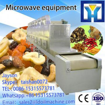 New Condition Microwave Rose Tea Dehydration Machine/Drying Equipment