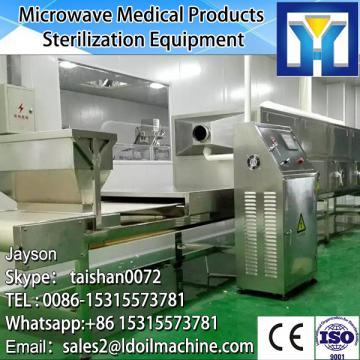 High Efficiency Spices Dryer Machine/Chicken Essence Microwave Drying Machine/Sterilization
