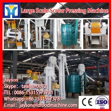 Best price castor oil milling machine