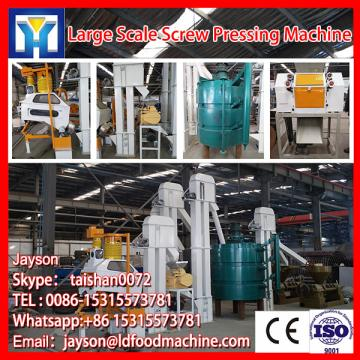 Screw pressing type grape seed oil press machine