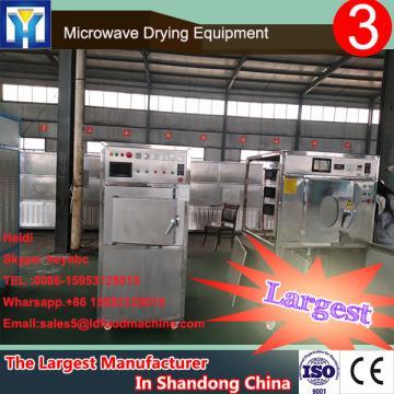 brown dried bamboo-shoot microwave drying machine