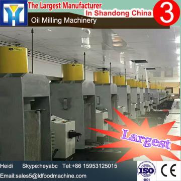 Supply castor bean oil grinding machine soyabean oil extraction plant sunflower seed oil refining machine -LD Brand