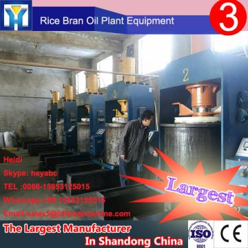 Wildly welcomed rice bran oil refining machinery from famous brand