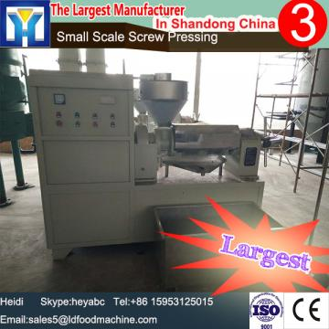 automatic 10-20TPD Edible cooking soybean oil refining machine