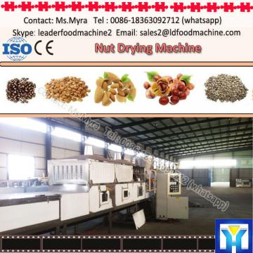 SUS 304 Stainless Steel Nuts Dryer Machine