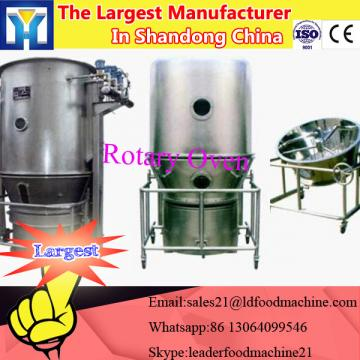Well-distributed hot air forage drying equipment