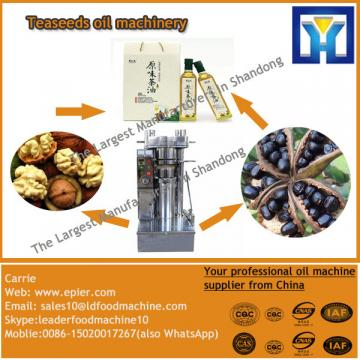 Continuous and automatic sunflower seed oil expeller in 2014