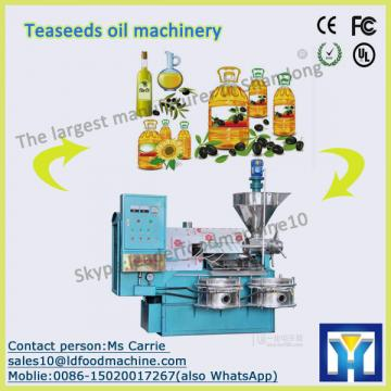Desolventizer-toaster machine for tea seed meal and rice bran meal