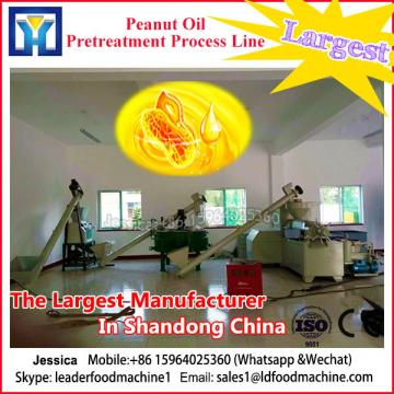 Long years running cooking oil refining equipment