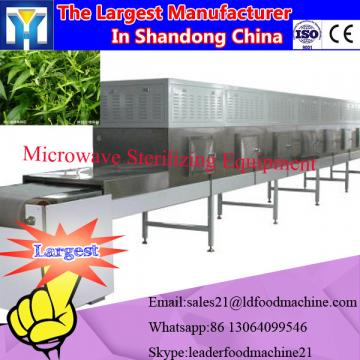 Vacuum freeze dryer for fruit with processing