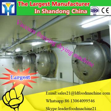 60KW microwave hawthorn slices fast drying equipment