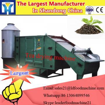 Industrial microwave saffron drying machine