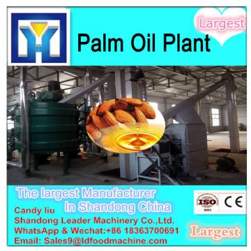 10--100 Tons per day sunflower oil extraction plant