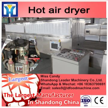Bay leaf Multiple layer continuous type mesh belt dryer