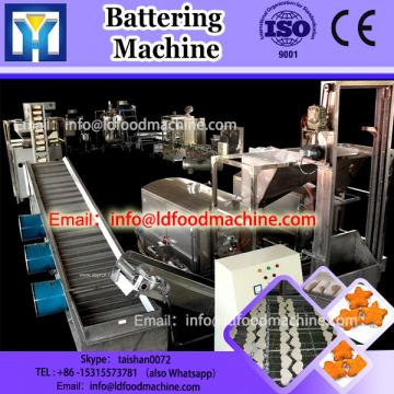 poultry/Chicken nuggets Battering machinery