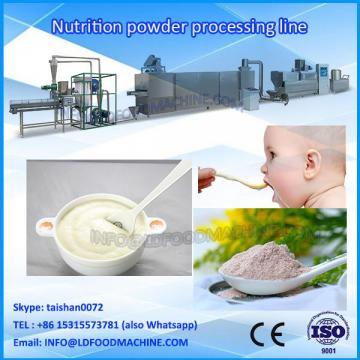 Cooked Nutrition baby Cereals make machinery